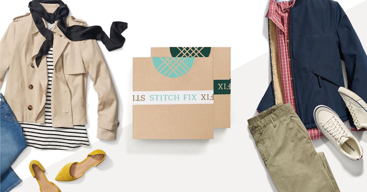 Stitch Fix Men Logo