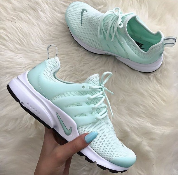 shoes nike baby blue
