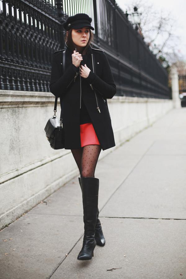 style scrapbook coat sweater dress shoes bag