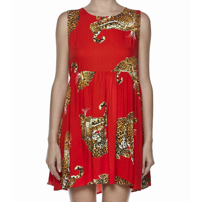 MINKPINK King of the Jungle Dress / TheFashionMRKT