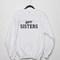 Bff sisters awesome girls and mens sweatshirt tshirt top hoodie unisex adult
