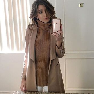 coat divergence clothing white jeans winter coat brown jacket trench coat winter outfits