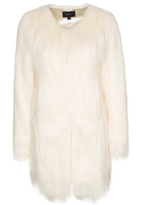 Unreal Fur Short coat - beige - Zalando.co.uk