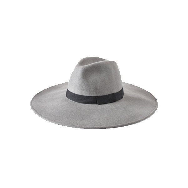 Wide brim hat (3 colors)
