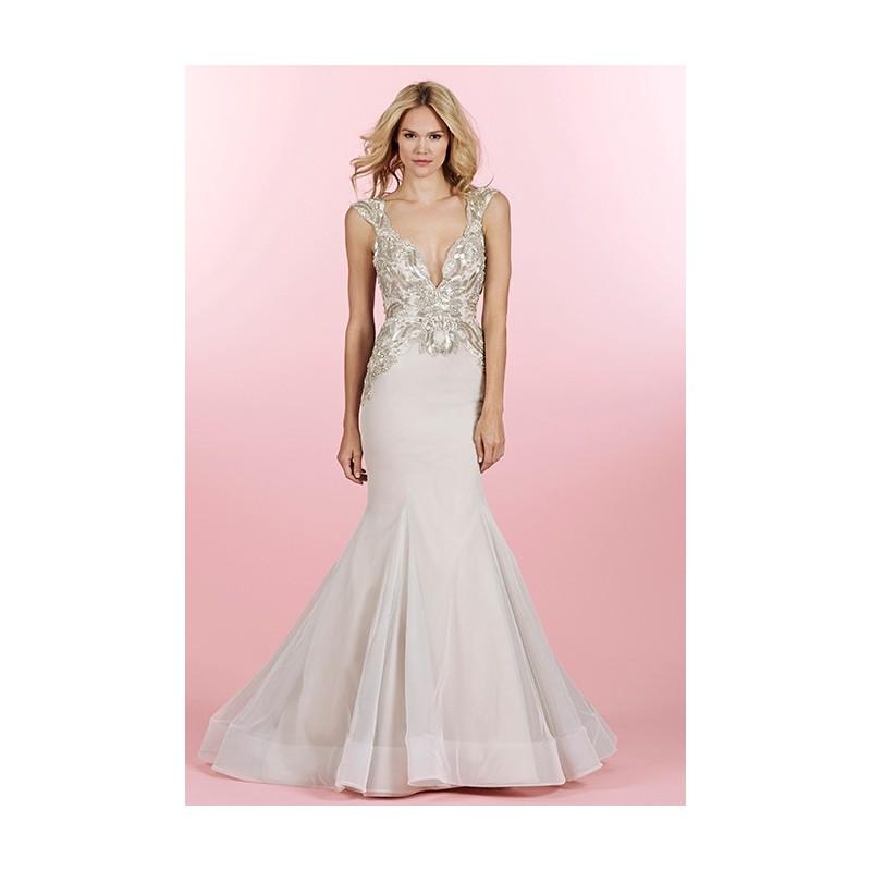 Hayley Paige - 6463 - Stunning Cheap Wedding Dresses Prom Dresses On sale Various Bridal Dresses