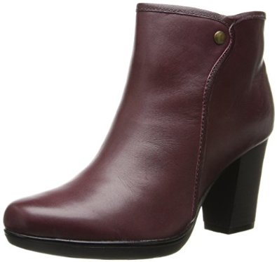 Amazon.com: clarks women's halia perch boot: shoes