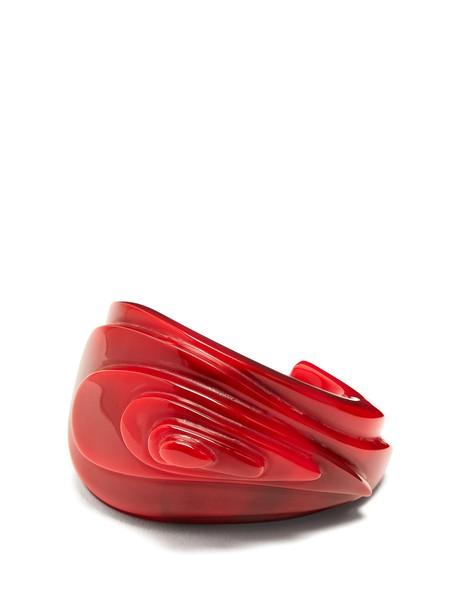 VANDA JACINTHO red jewels