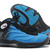 Men Basketball Nike Shoes Air Total Foamposite Max Current Blue and Black -  $122.89
