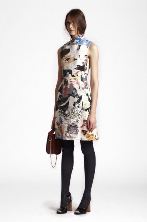 dress lookbook fashion carven