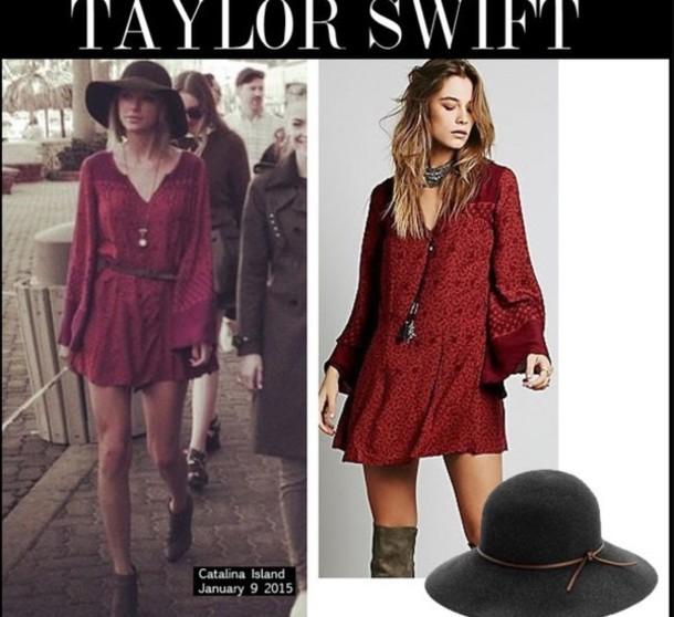 hat taylor swift stylish