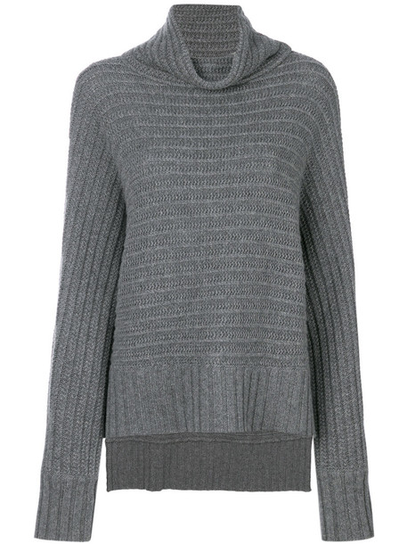 Zadig & Voltaire jumper women grey sweater