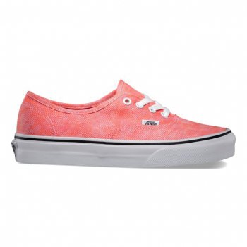 Buy Vans U Authentic Skate Shoes (Sparkle) Coral