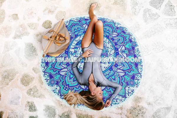 Callula Round Table Cloth
