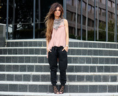 madame rosa,blogger,blouse,shoes,jewels