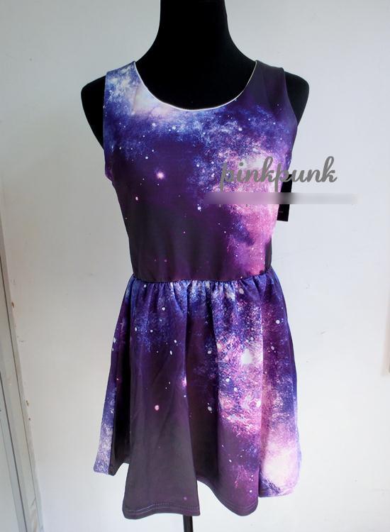 Shop at sugarskxll november 2012 for Space pattern clothing
