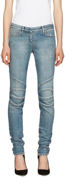 Balmain jeans blue