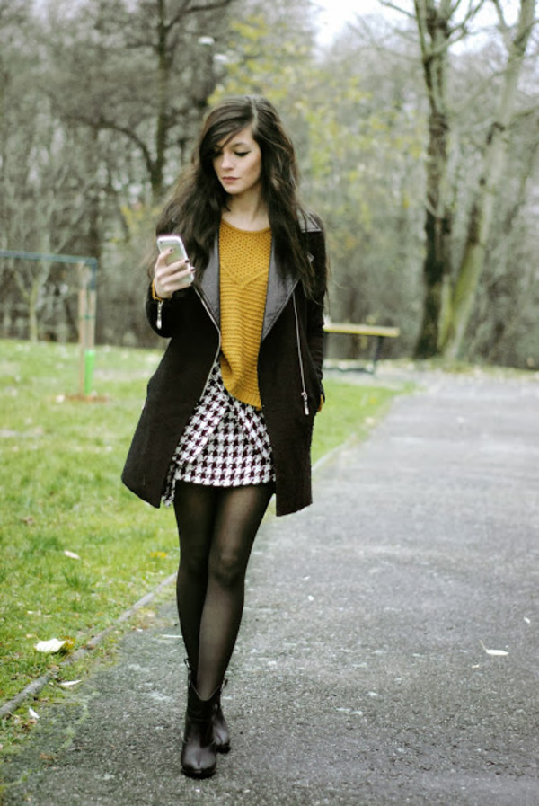 i am sony shoes sweater coat skirt jewels
