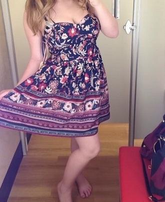 dress floral floral dress corset dress