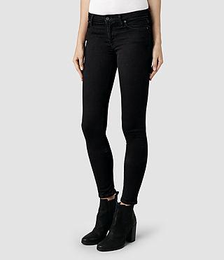 Womens Mast/Black (Black) | ALLSAINTS.com