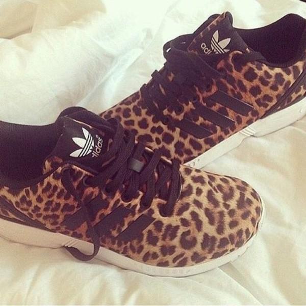 cheaper 63b99 bf9a9 shoes, adidas shoes, adidas, adidas originals, adidas neon, adidas jeremy  scott, tiger, tiger print, animal print - Wheretoget