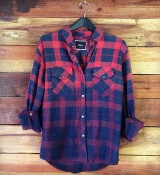 shirt plaid plaid shirt long sleeve shirt