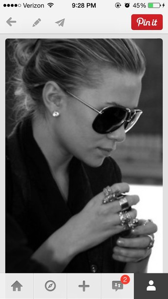 sunglasses aviator sunglasses black lens gold frame