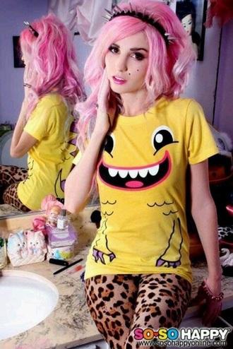 shirt style fashion t-shirt kawaii