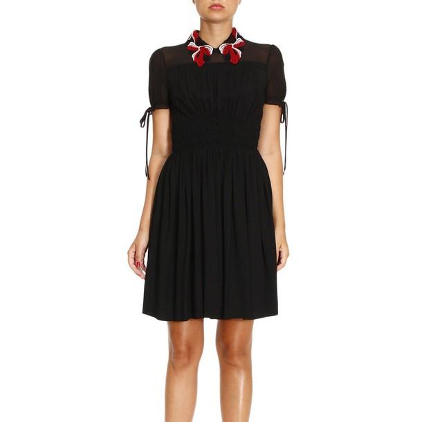 Miu Miu dress women black