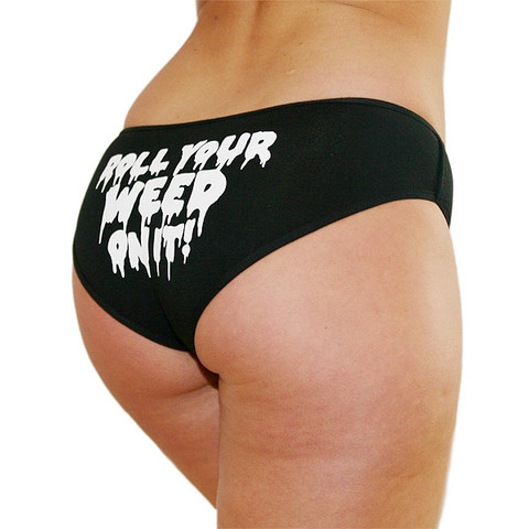 CREEP STREET — ASSTRAY PANTY