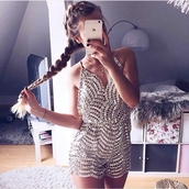 jumpsuit,mini dress,sequins,gold sequins,sexy,bodycon,deep v,plunge v neck,plunge neckline,short jumpsuit,Sequin shorts,sleeveless,rose gold,stripes,striped sequin romper,clubwear,club dress,tumblr,tumblr outfit,preppy,summer,summer dress,summer jumpsuit,lace,holloow out lace,nude,beige,spaghetti strap,preppy dress,holiday season,holidays,summer holidays,short romper,sexy romper,style,style scrapbook,lookbook,street,streetwear,urban,beach,party outfits,party dress,party romper,party jumpsuit,musthave,casual,women casual,cool,hot,sweet,bodycon dress,fashion,fashion toast,fashion vibe,fashionista,a fashionista,preppy fashionist,fashion is a playground,fashion inspo,fashion coolture,tight,tumblr dress,moraki