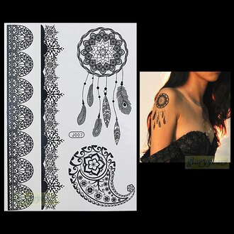 jewels tattoo temporary tattoo fake tattoos summer summer accessories accessories