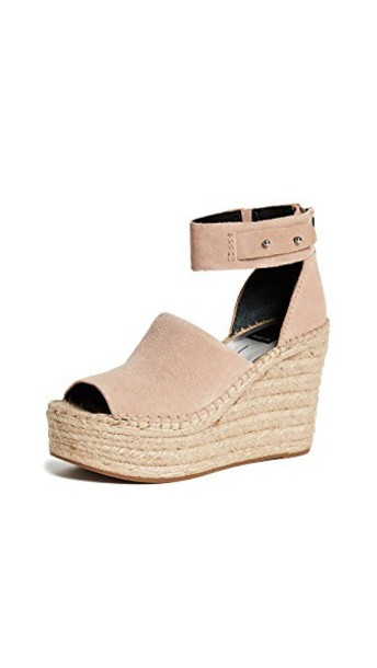 Dolce Vita espadrilles blush shoes