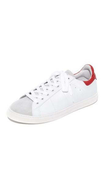 Iro Biodini Sneakers - White/Red