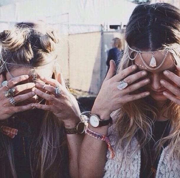 hair accessory jewelry gold tiny thin hair head