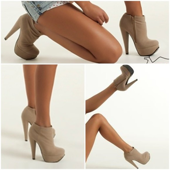 shoes nude high heels nude, high, heels, gold, platform nude sandals nude pumps beige shoes beige high heels cute high heels cream high heels white high heels blogger fashion blogger bloggers uk blogger blogger style teen blogger fashion toast fashion is a playground fashion