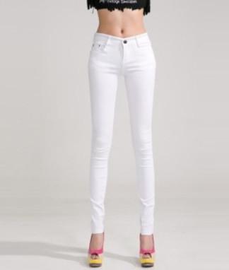 Pastel fashion pants