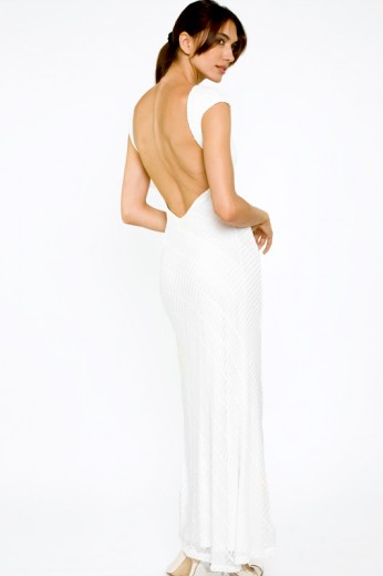 Vanity Fair Maxi Dress- Lovers and Friends Maxi Dress- $199