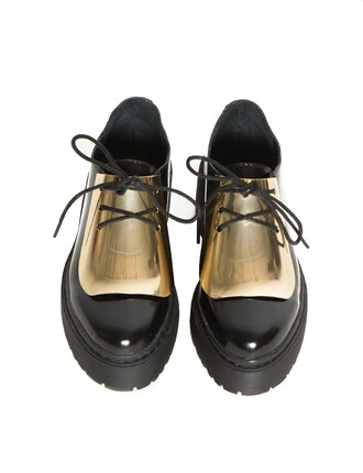 shoes pixiemarket jeffret campbell shoes platform shoes jeffrey campbell brogues korean style