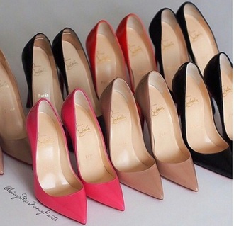 shoes nude shoes pink shoes black shoes heels pumps beige shoes