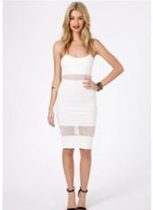 dress,white,white dress,shoes,bodycon dress,black heels