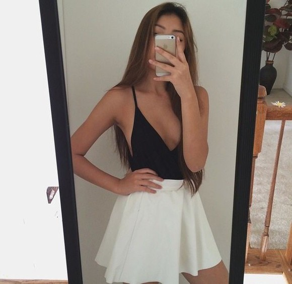 adorable style stylish white dress little black dress fall outfits fall dress beautiful dress pretty dress