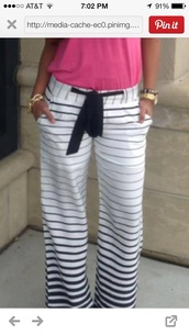 pants,black and white striped pants,printed pants,clothes,stripes,striped pants,sweatpants,ombre,ombré  striped,navy,wide legged,black,white,casual pants,striped tie front pants,loose,white and black stripe,lounge pants,stylish sweatpants,stripped pants,jeans,flare,comfy sweats,lazy day,black and white,swear pants,patterned dress,classy pants,pinterest,comfortable clothes,dressy,dressy pants,bottoms,stripped sweatpants,white striped pants,pajamas,comfy,lounge,where can i get these?,black stripes,striped sweat pants,stylish sweats,relaxed,grey sweatpants,black and white pants,palazzo pant,black & white stripe,casual stripe sweat pants,grey and white pants,black and white striped,swetpants stripes ombré,they are blue and white  lounge pants.   has a blue tie at waist.,found on pintrest,black and white sweats,blue and white stripe sweat pants,navy and white striped lounge pants.,back and white strip,pinterest post,airport fashion,blue & white comfy p saw these on pinterest,stylish sweats stripes,color white and black,black and white striped sweat pants,bag,ombre pants,ombré white sweats,black striped,wide-leg pants,wide pants,girly,navy and white pants,white and black striped pants