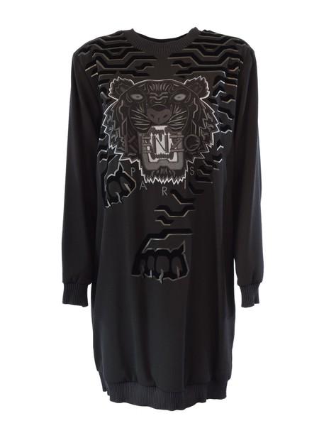 Kenzo dress tiger