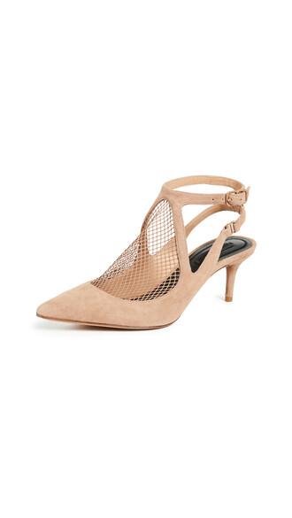 heel pumps nude shoes