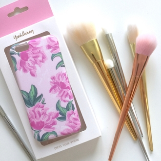 phone cover yeah bunny iphone peony pastel iphone cover iphone case tumblr