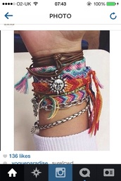 jewels,bracelets,cute,tumblr,tumblr girl,tropical,tropic,sea,ocean,sun,beautiful,sunflower,grunge,soft grunge,hippie