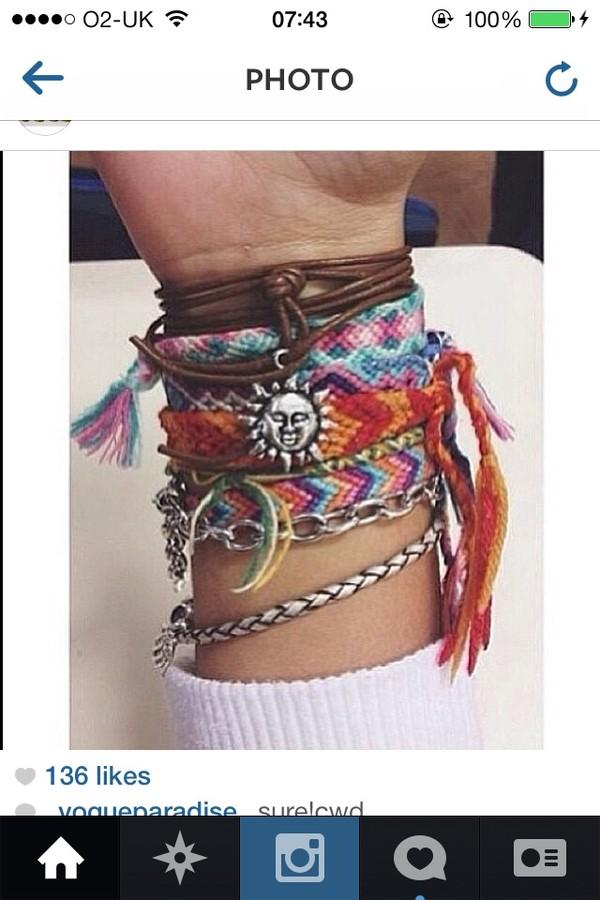 jewels bracelets cute tumblr tumblr girl tropical tropic sea ocean sun beautiful sunflower grunge soft grunge