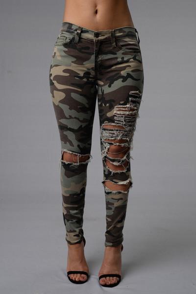 Battle Scars Jeans | Fashion Nova