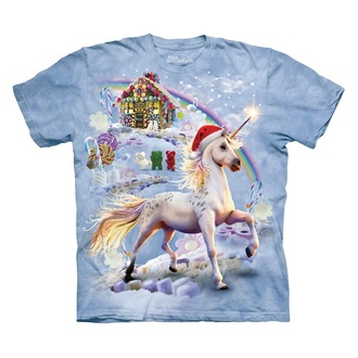 shirt christmas unicorn