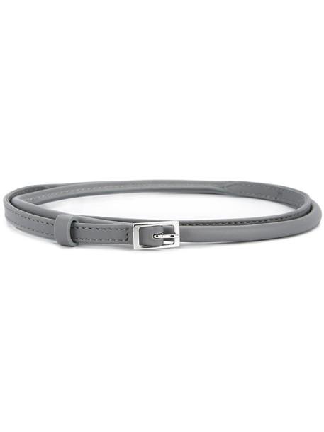 Marni slim belt - Grey